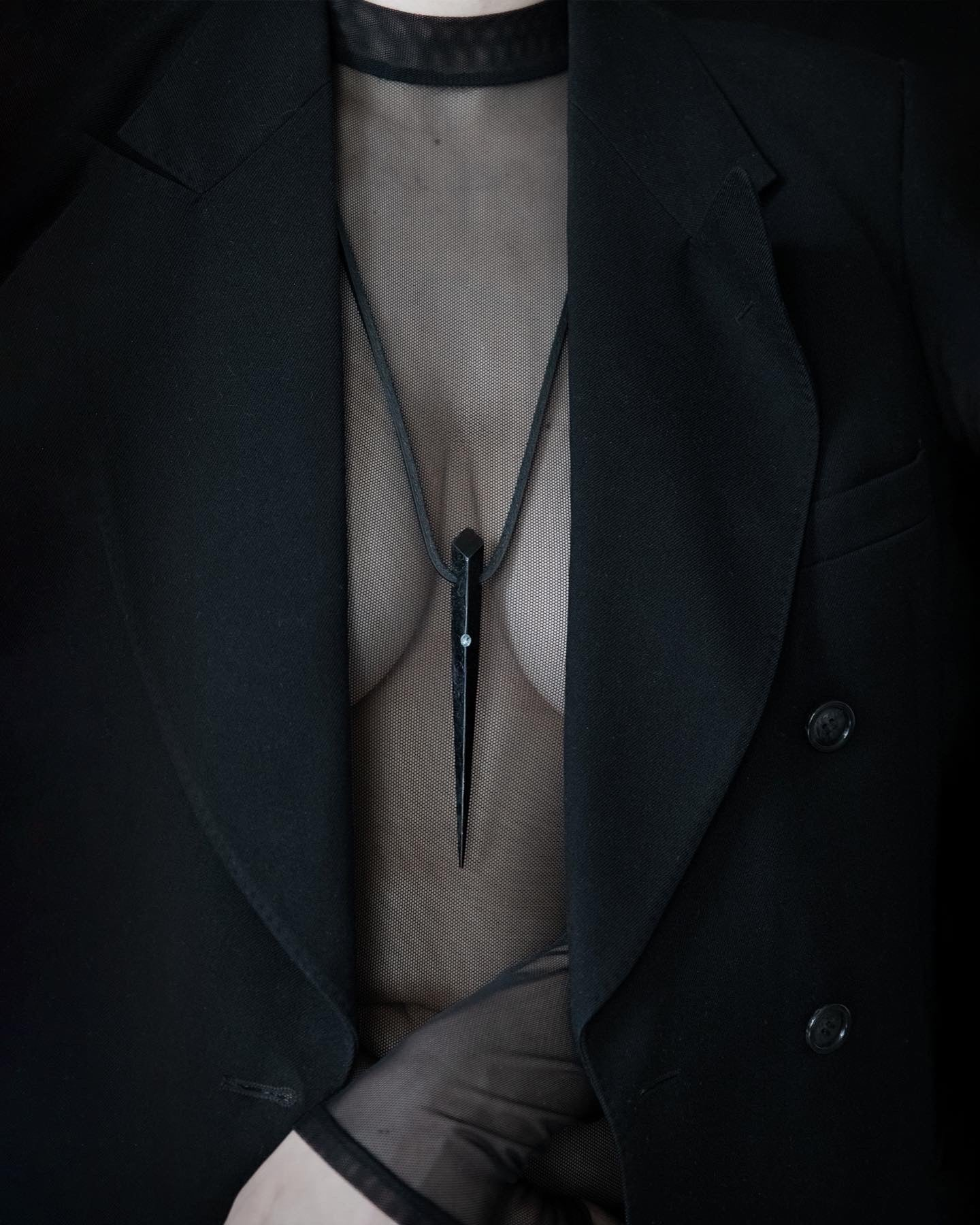 SINGLE SPEAR NECKLACE II