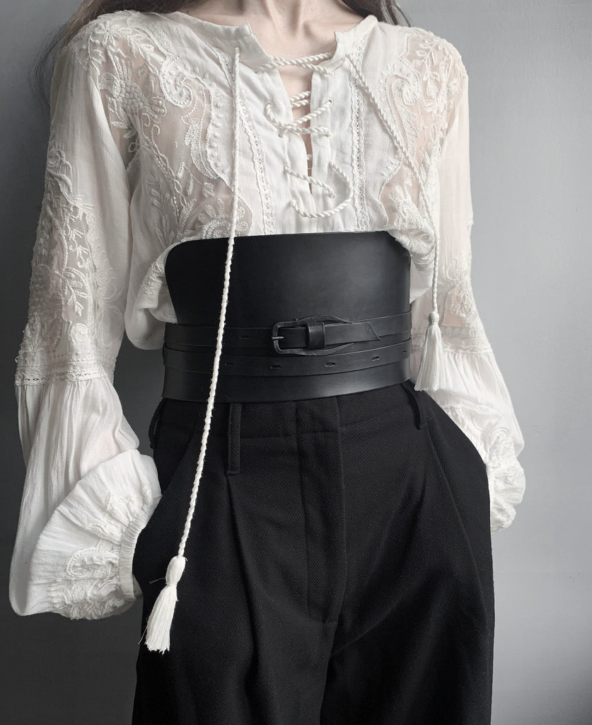 SLIM IRON BELT + CORSET