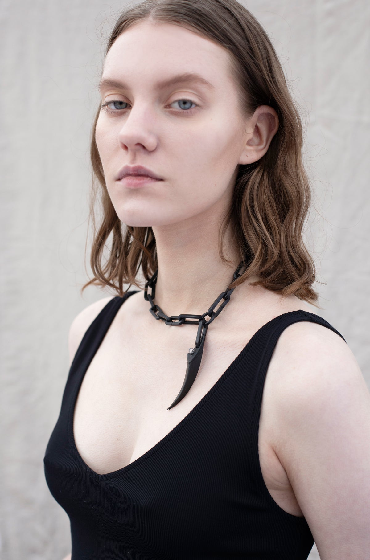 IRON CLAW CHOKER/NECKLACE