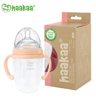 Haakaa 250ml Silicone Baby Bottle