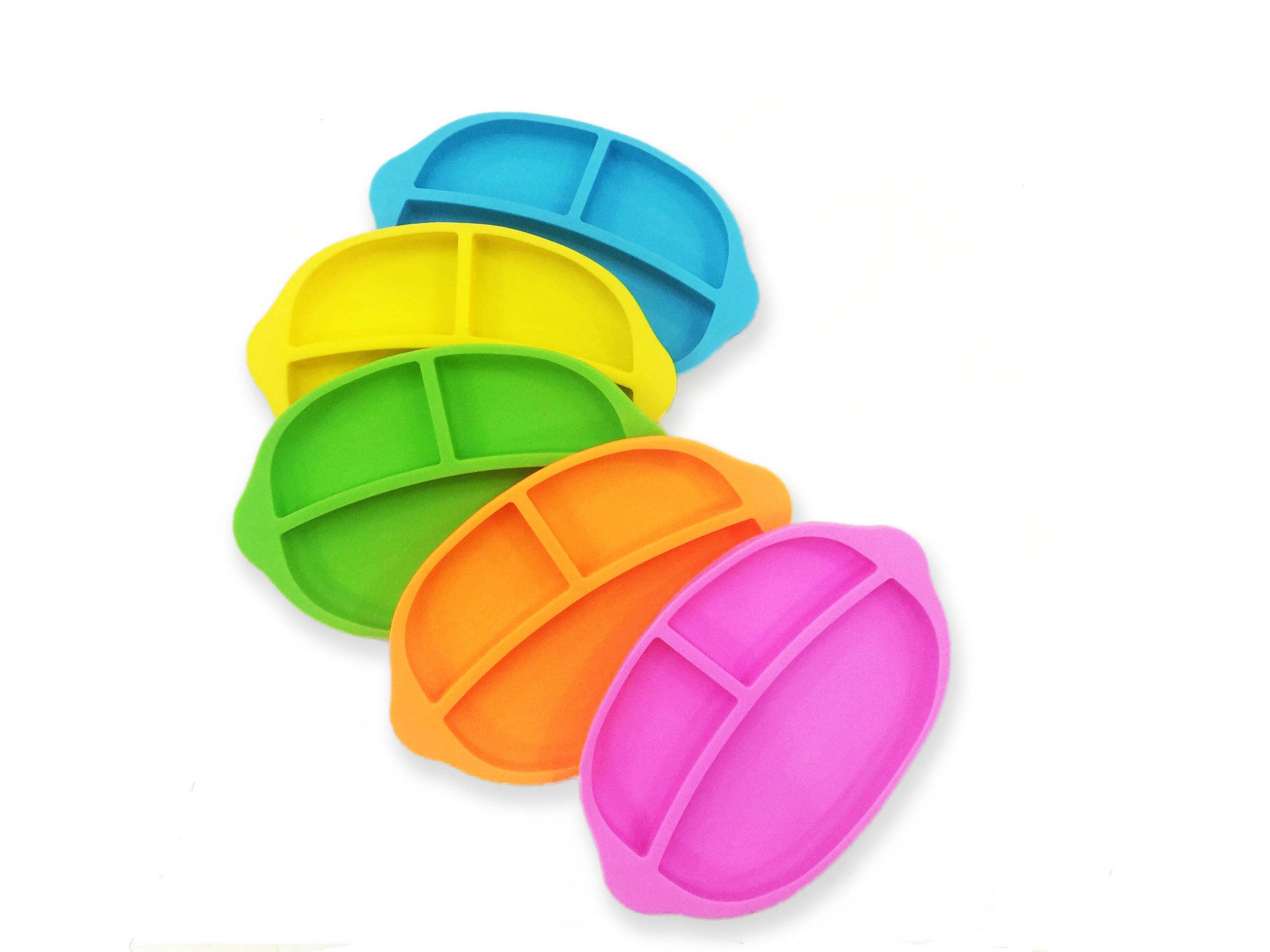 Haakaa Silicone Divided Plate