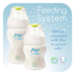 Púr MilkSafe Feeding Milk Bottle (8 oz./250 ml)