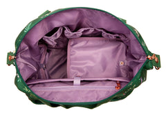 Sarah Wells Breast Pump Bag (Lizzy Olive)