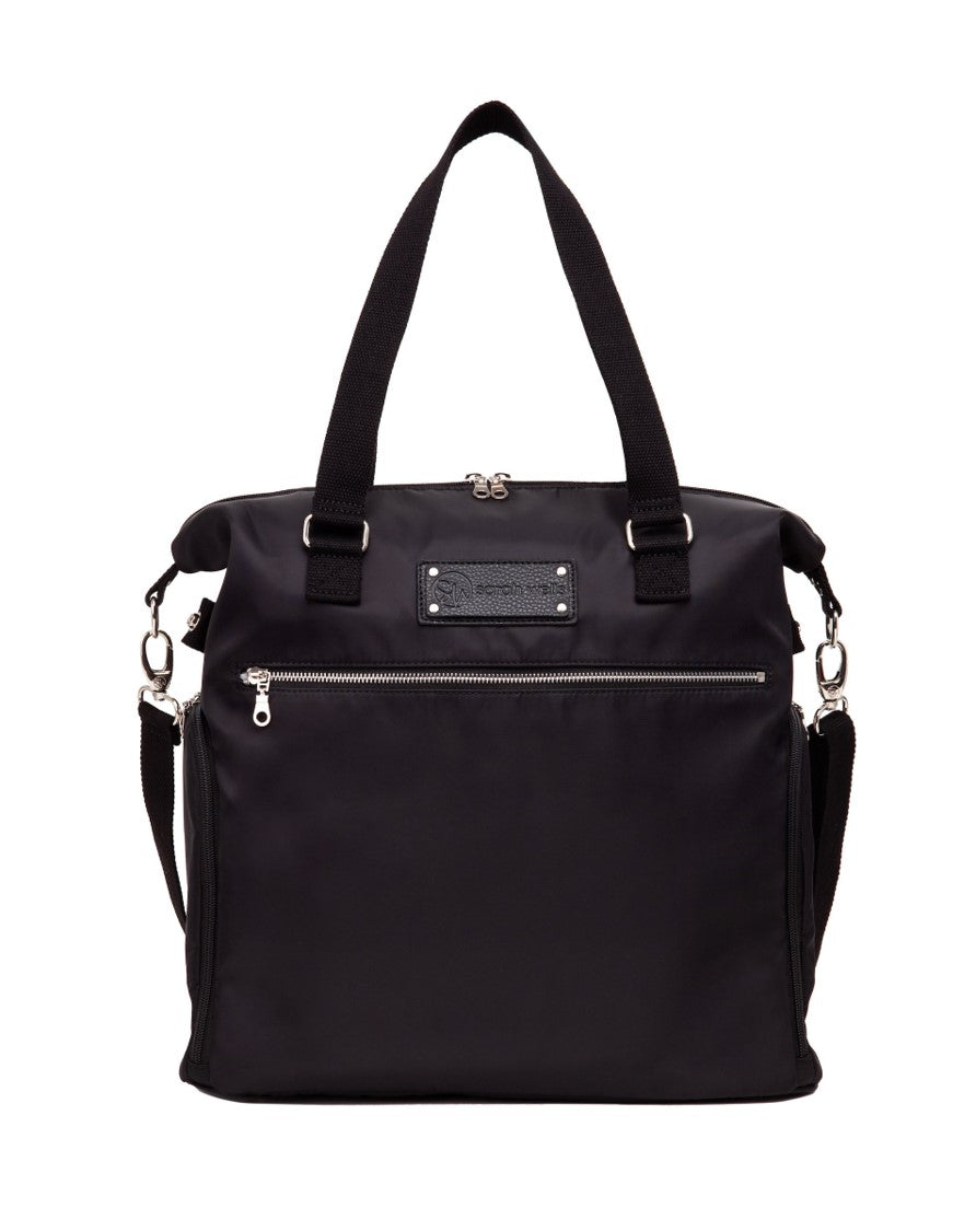 Sarah Wells Breast Pump Bag (Lizzy-Anniversary Black)