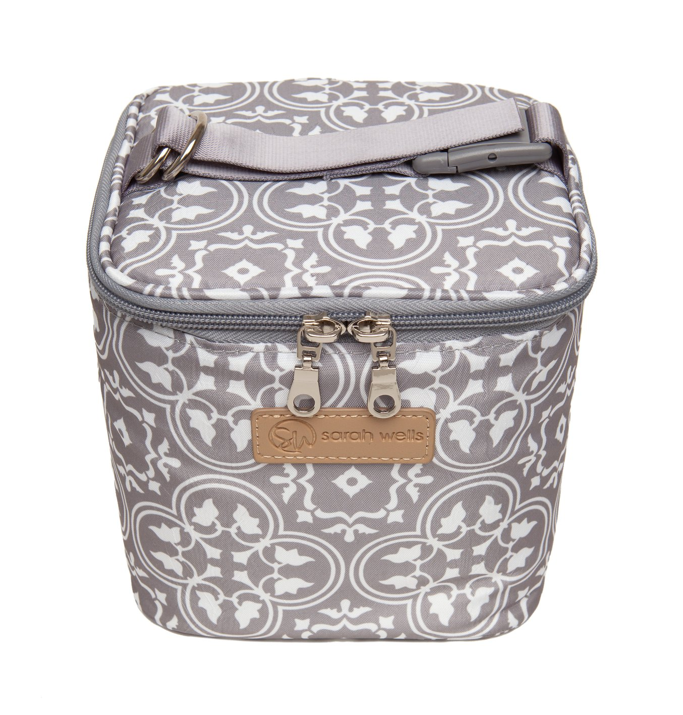 Sarah Wells Cold Gold Cooler Bag + Ice Pack (Vintage)