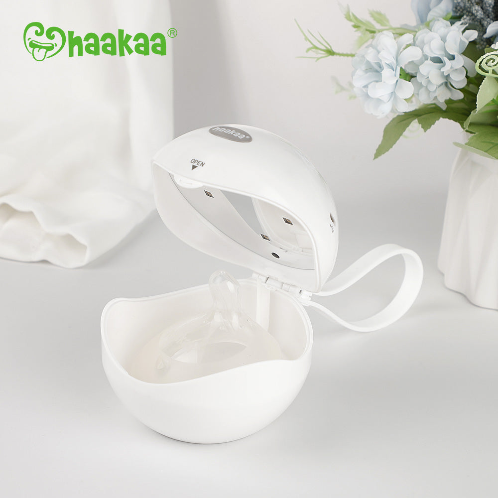 Haakaa Portable UV LED Sterilising Box