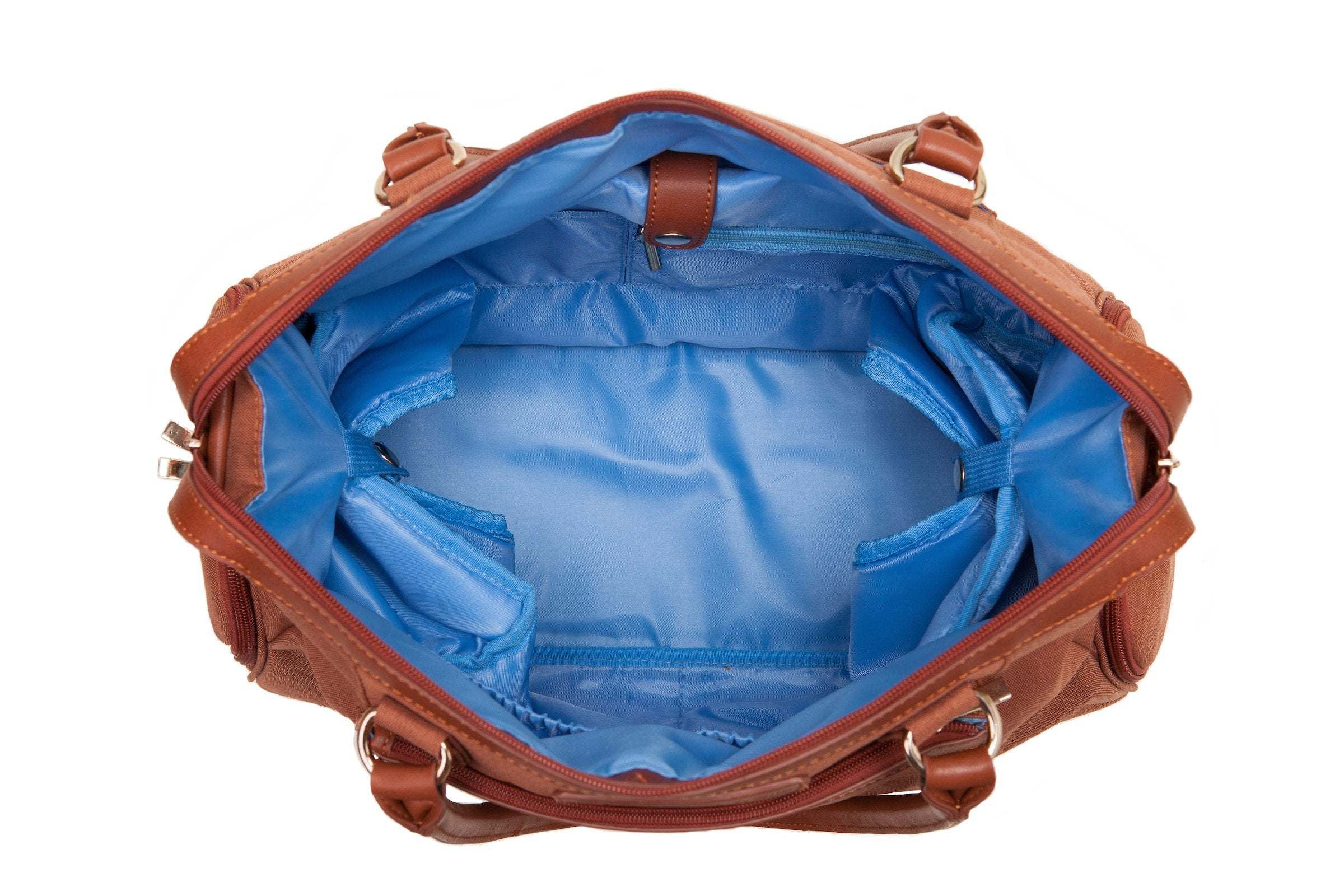 Sarah Wells Breast Pump Bag (Claire Brown)