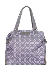 Sarah Wells Breast Pump Bag (Lizzy-Grey)