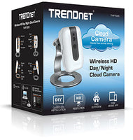 TRENDNET (TV-IP762IC) HD IP Wireless Cloud Camera (Baby/Maid Monitor)