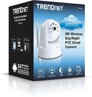 TRENDNET (TV-IP862IC) HD IP Wireless Cloud Camera (Baby/Maid Monitor)