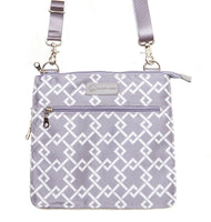 Sarah Wells MheartM Hands-Free Mama Bag (Gray)