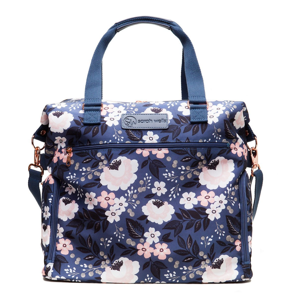 Sarah Wells Breast Pump Bag (Lizzy-Floral) - Limited Edition