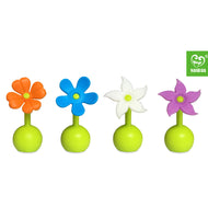 Haakaa Silicone Breast Pump Flower Stopper (Discontinued)