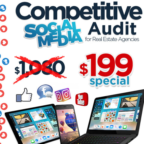 Competitive Social Media Audit