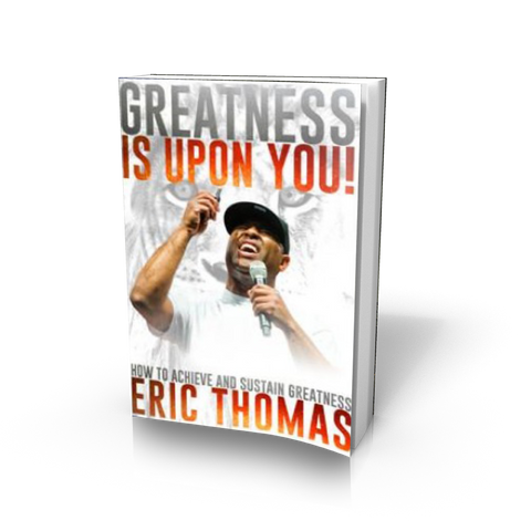 GREATNESS IS UPON YOU!