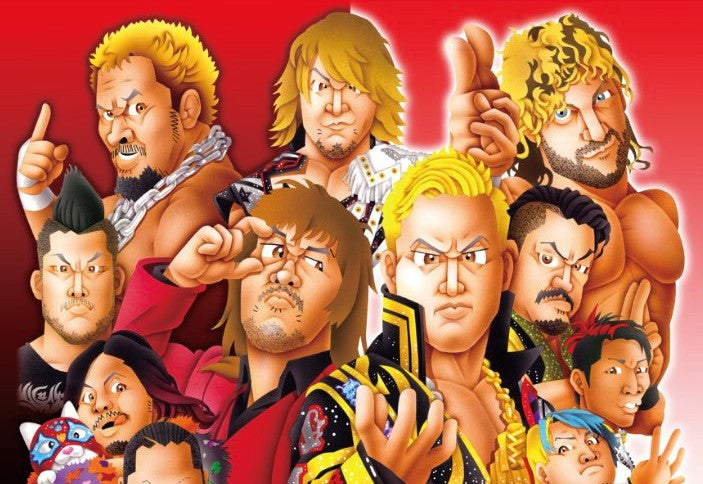 A Look At Njpw Dontaku 2018 Day One