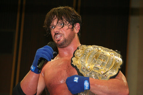 AJ Styles IWGP Heavyweight Champion (2014) - BIG TALL JAPAN