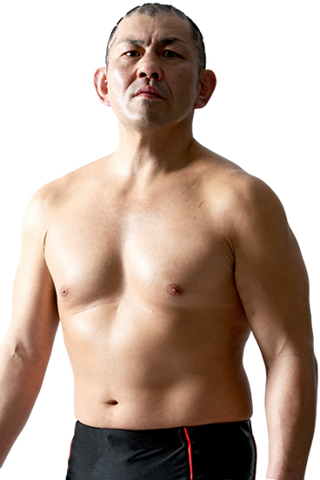 Minoru Suzuki - BIG TALL JAPAN