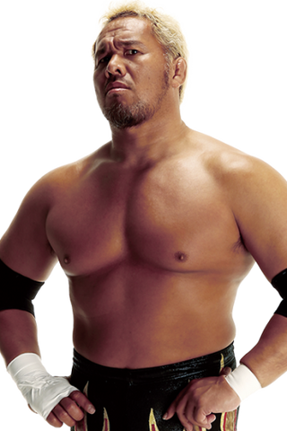 Togi Makabe - BIG TALL JAPAN