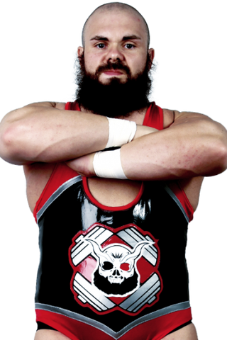 Michael Elgin - BIG TALL JAPAN