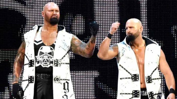 Karl Anderson and Luke Gallow