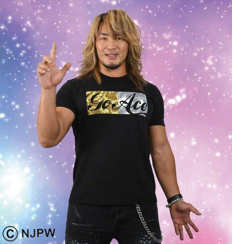 Big & Tall Hiroshi Tanahashi NJPW Tee - BIG TALL JAPAN