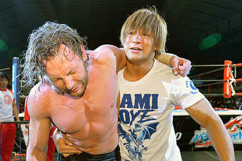 Kenny Omega and Kota Ibushi Reunited - BIG TALL JAPAN