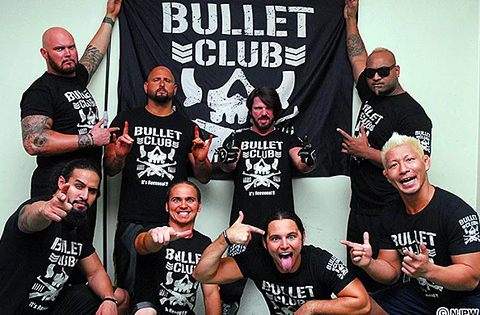 Bullet Club 2015 - BIG TALL JAPAN