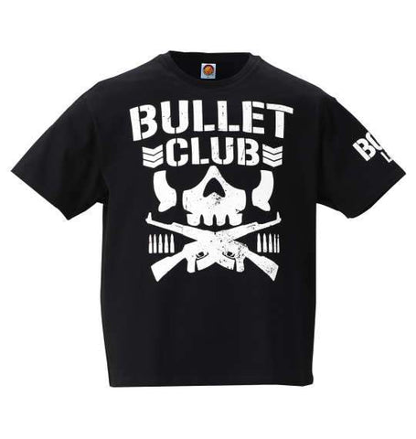 NJPW Bullet Club BC-4 Life T-Shirt - BIG TALL JAPAN