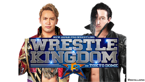 Wrestle Kingdom 13 - What you need to know!!