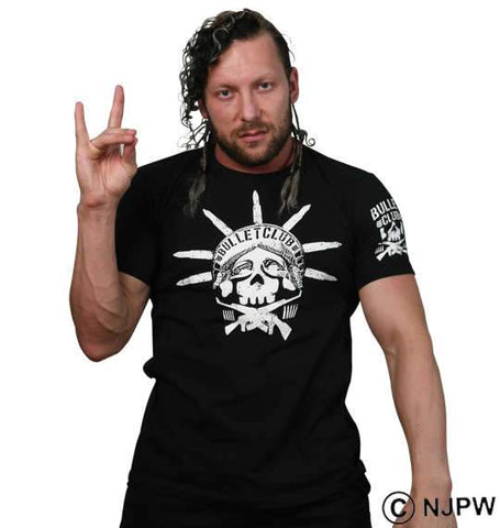 NJPW Kenny Omega T-Shirt - BIG TALL JAPAN