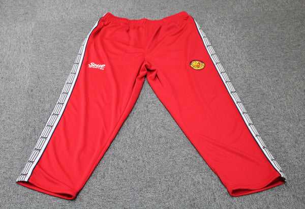 NJPW Tracksuit Pants - BIG TALL JAPAN