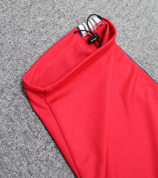 NJPW Tracksuit Pants Ankle Hole - BIG TALL JAPAN