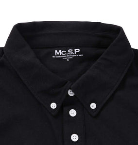 Mc.S.P Short Sleeve Polo Shirt - big tall-jp.com