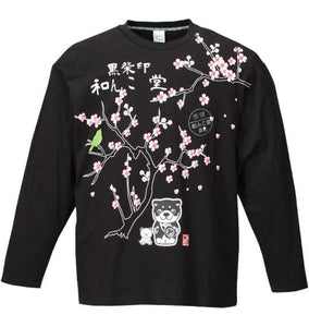 WANKODO Long-Sleeve T-Shirt - big tall-jp.com