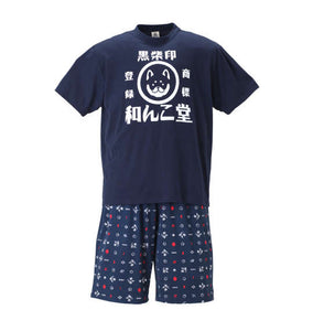 WANKODO T-Shirt & Shorts Set - big tall-jp.com