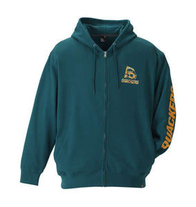 Duck Dude Quackers Zip-Up Hoodie - big tall-jp.com