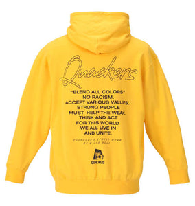 Duck Dude Splash Design Hoodie - big tall-jp.com