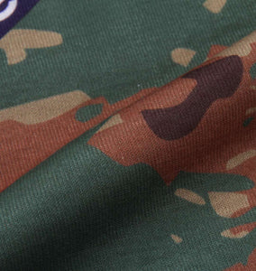 Duck Dude Camo-Pattern T-shirt Image 3