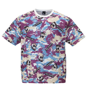 Duck Dude Camo-Pattern T-shirt Image 1