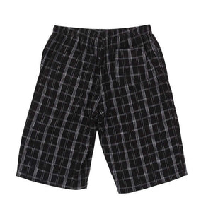 Mc.S.P Japanese Jinbei (Black Cross Check) - big tall-jp.com