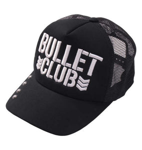 NJPW Bullet Club #BC4life Cap - big tall-jp.com