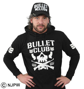 NJPW Bullet Club #BC4life Cap (Accessories) - Official NJPW Merch | BIG TALL JAPAN
