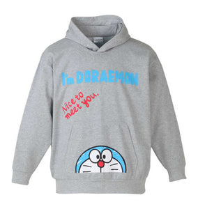 Doraemon Pullover Hoodie (Hoodies & Jackets) - Anime & Manga | BIG TALL JAPAN