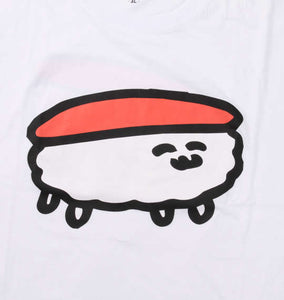 Sushi Printed Graphic T-Shirt - big tall-jp.com