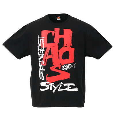 NJPW Chaos Strongest Style T-shirt