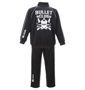 Soul Sports NJPW Long Sleeve Jersey Set - big tall-jp.com