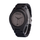 Wood Fashion by PN: Men's Wooden Watches - Lars