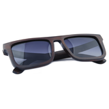 Wood Fashion by PN: Men's Wooden Sunglasses - Nashville