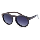 Wood Fashion by PN: Women's Wooden Sunglasses - Santa Ana